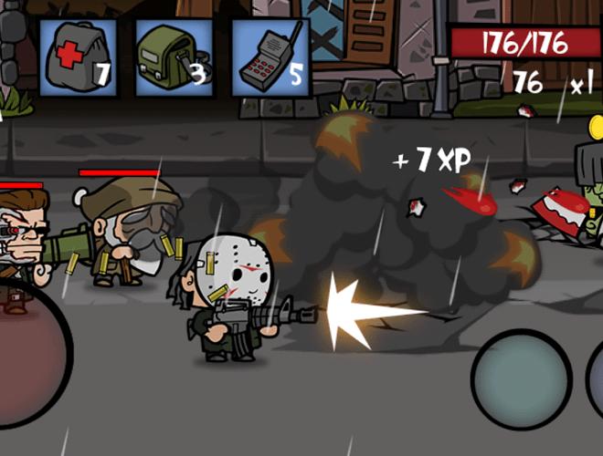 Играй Zombie Age 2 На ПК 14