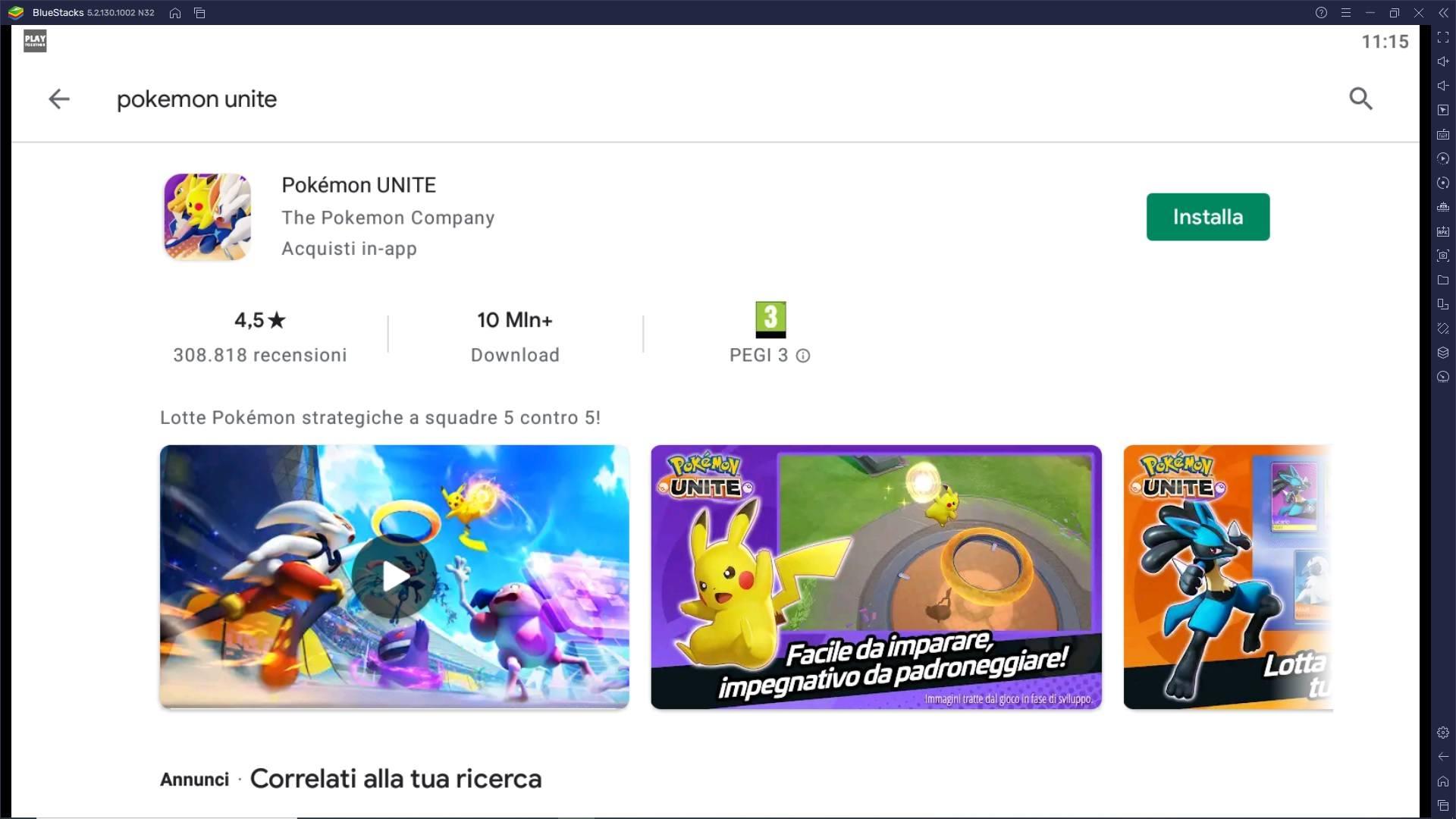 Pokémon UNITE è finalmente disponibile e puoi giocarlo su PC e Mac con BlueStacks