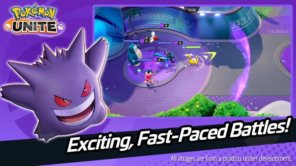 Pokemon UNITE ist jetzt mit einem neuen Galactic Ghost Weltraumthema zum Download für Mobile verfügbar