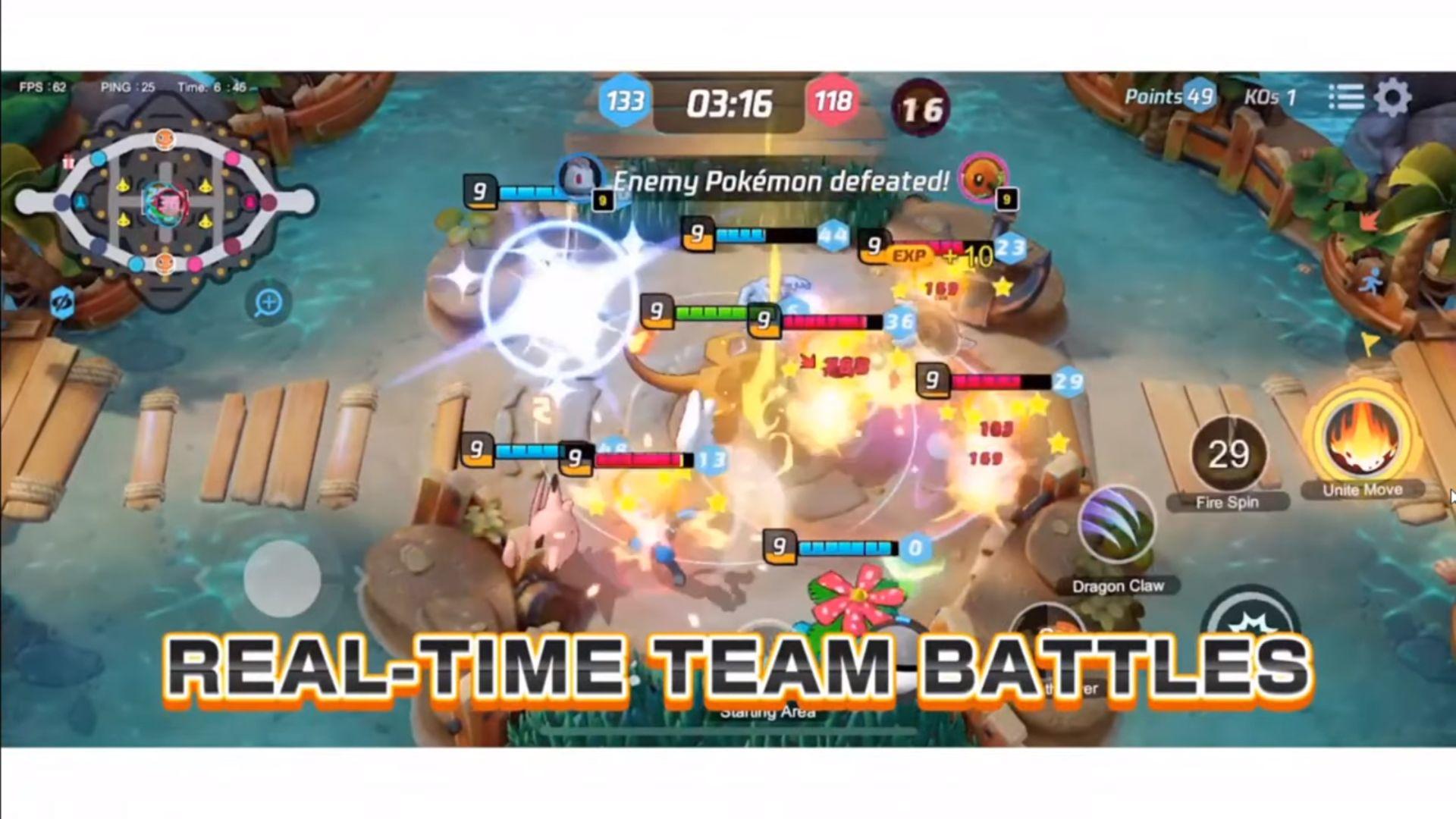 "Pokémon Unite - The New ""Free to Start"" Pokémon MOBA for Phones and Nintendo Switch"