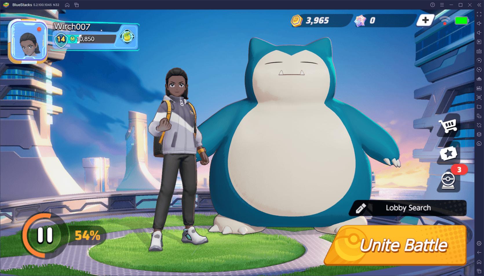 Beginner's Guide to Pokémon Unite – The Basics of Winning Matches