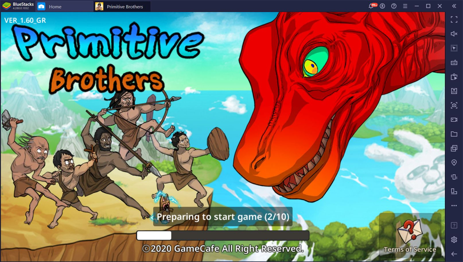 Primitive Brothers: Endless Evolution – How to Play This Mobile Clicker Game on Your PC
