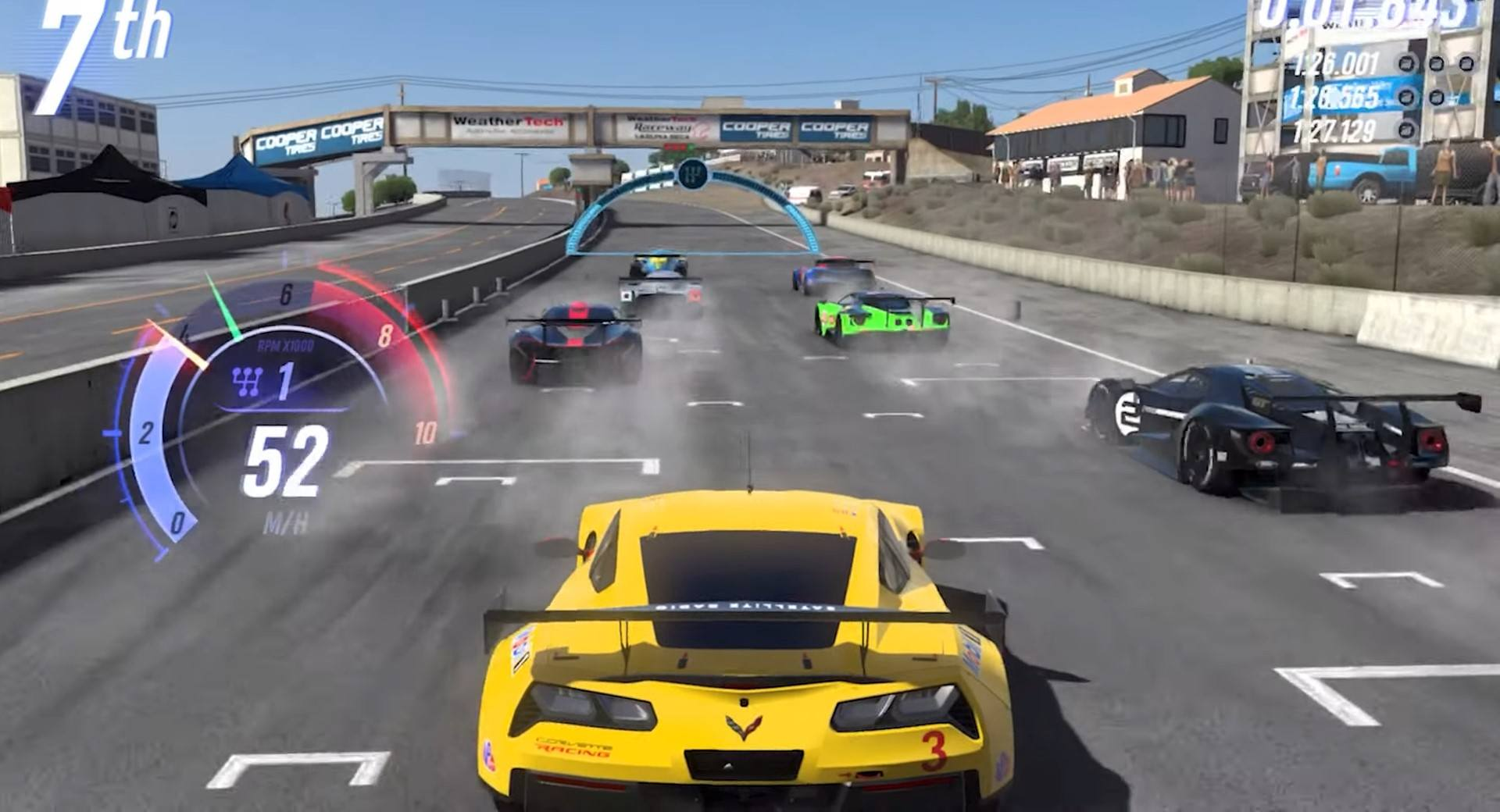 """One-Touch Racer Title """"Project Cars GO"""" Now Available on Android"""