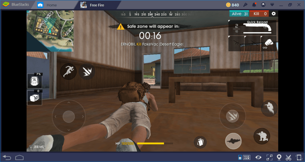 Free Fire : 10 Tactics to Become the Top Player
