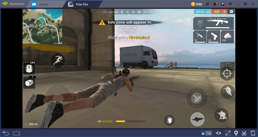 Free Fire on PC: Weapon Attachments and Sniping Guide