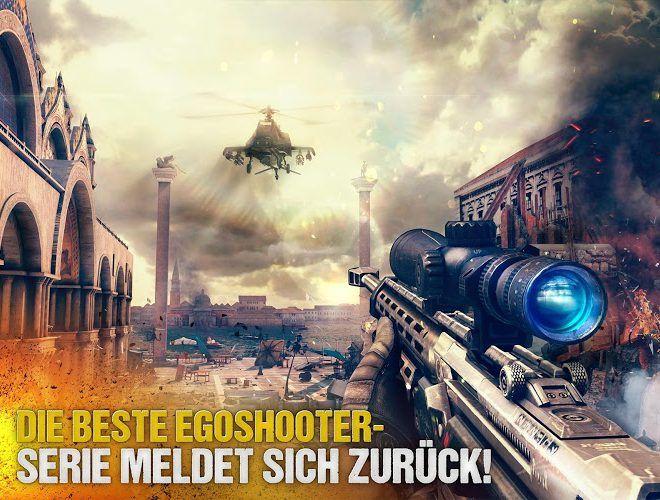 Spiele Modern Combat 5: Blackout für PC 2