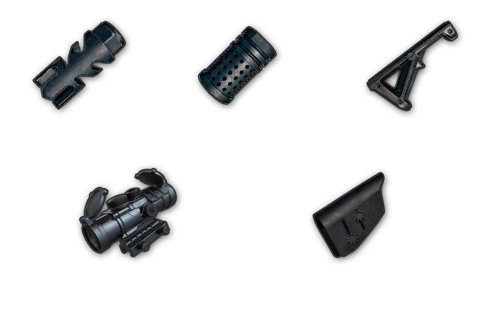 PUBG Mobile เปิดตำราอุปกรณ์เสริมอาวุธ เรียนรู้เอาไว้ได้ใช้ประโยชน์