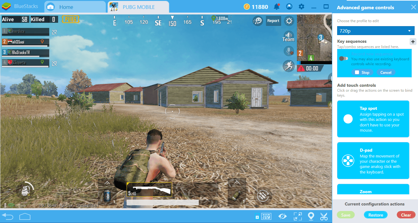 Become The Winner Of Chicken Dinner With BlueStacks Combo