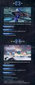 Punishing Gray Raven fügt zwei neue Charaktere und eine neue Story im Frozen Darkness Update hinzu