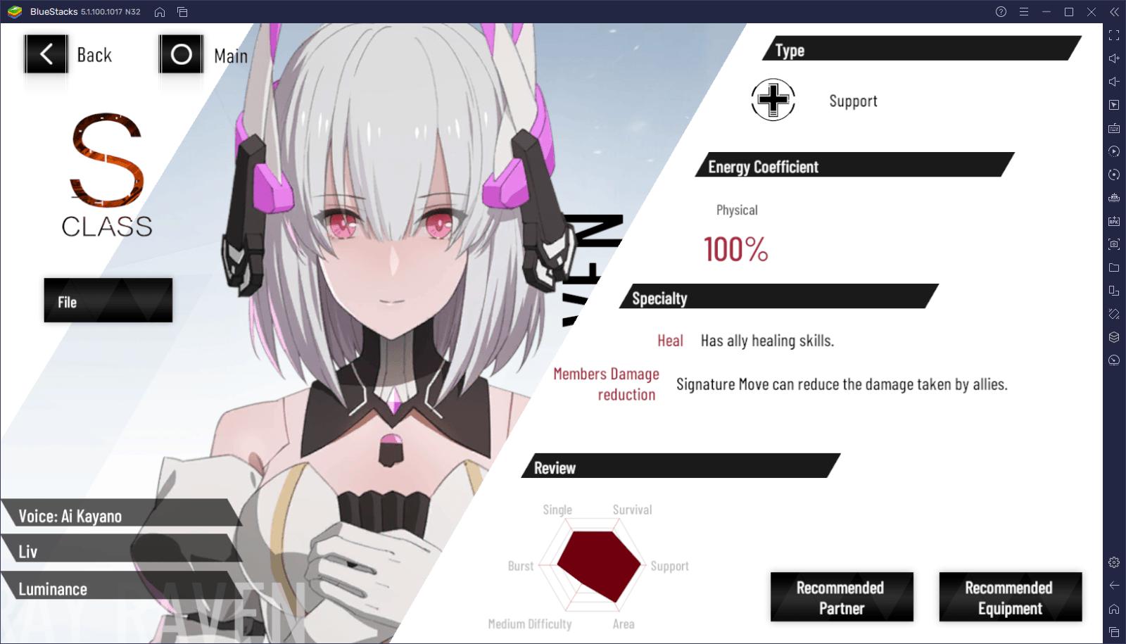 لعبة Punishing: Gray Raven – اختياراتنا لأفضل الشخصيات في اللعبة