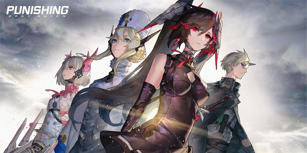 Punishing: Gray Raven Announces New Eternal Engine Event
