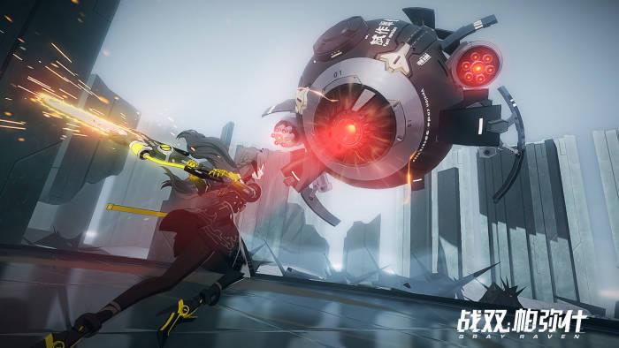 Kuro Game Siap Buka CBT Global Untuk RPG Mobile, Punishing: Gray Raven!