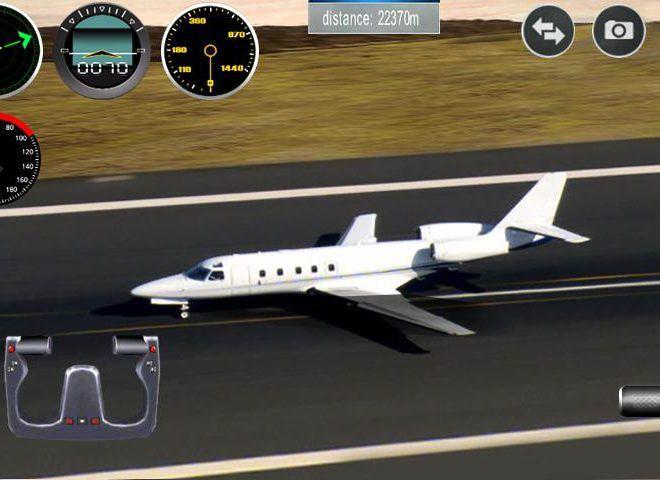 Chơi Máy Mô Phỏng Phi Cơ – Plane 3D on PC 6