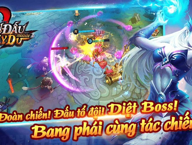 Chơi Loan Dau Tay Du on pc 7