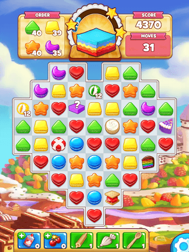 Play Cookie Jam on pc 19