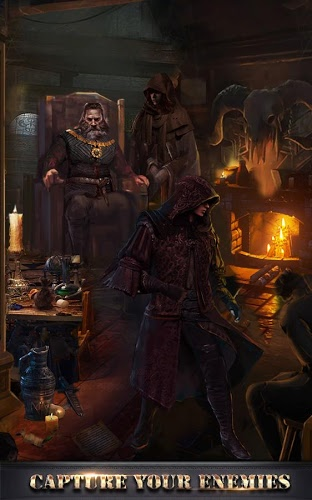 Играй Game of Kings:The Blood Throne На ПК 3