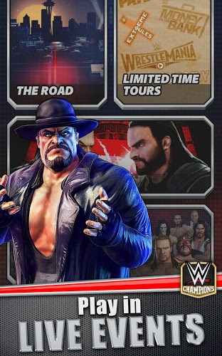 Play WWE Champions Free Puzzle RPG on PC 13