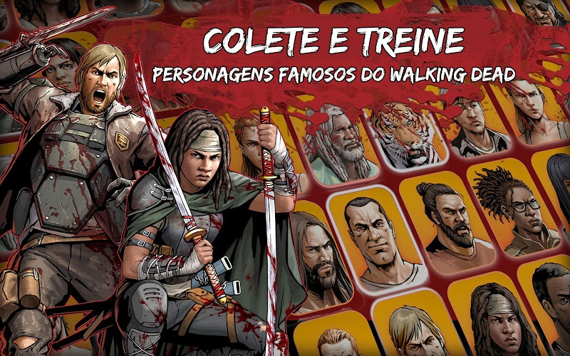 The Walking Dead: Jornada de Sobrevivência