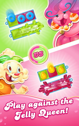 เล่น Candy Crush Jelly Saga on PC 16