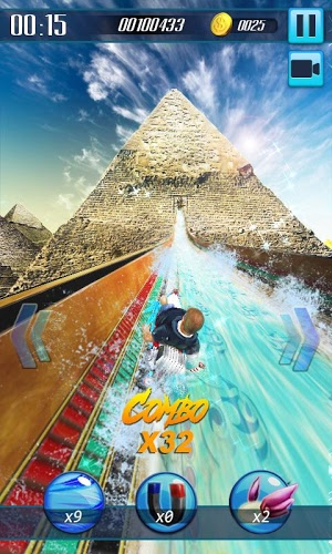 Play Water Slide 3D on PC 5