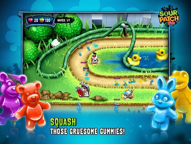 Play Sour Patch Kids: Candy Defense on PC 13