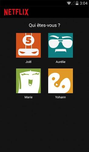 Jouez à  Netflix sur PC 4