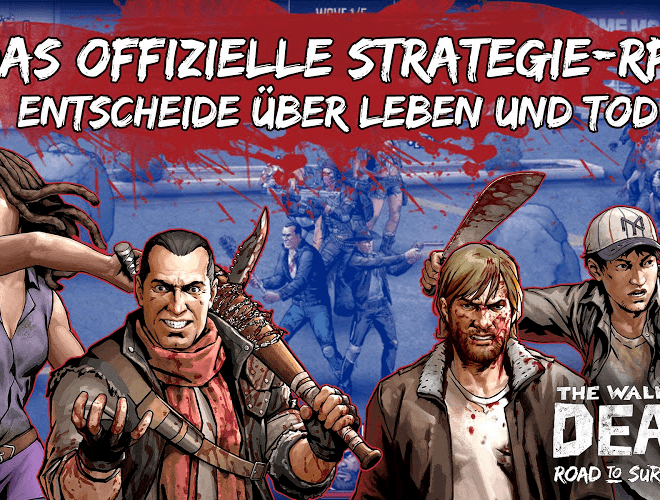 Spiele The Walking Dead: Road to Survival auf PC 15