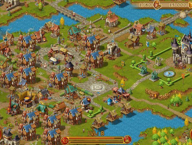 เล่น Townsmen – เกมกลยุทธ์ on PC 19