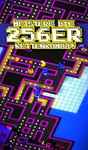 Spielen Pac-Man 256 on PC 8