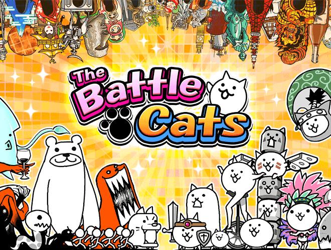 Играй The Battle Cats На ПК 3