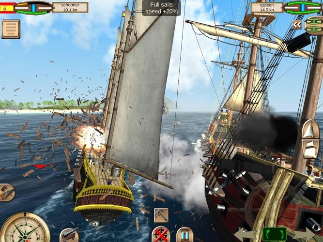 Играй The Pirate: Caribbean Hunt На ПК 23