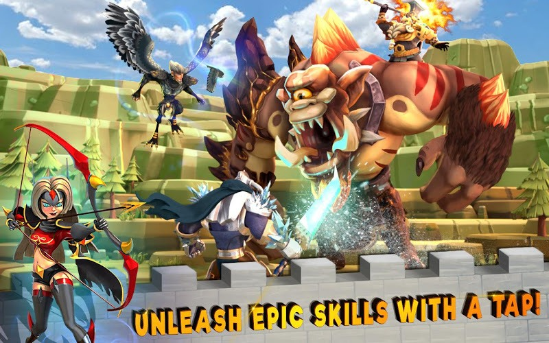 Download Lords Mobile on PC with BlueStacks