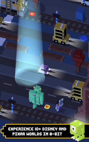 Play Disney Crossy Road on PC 4