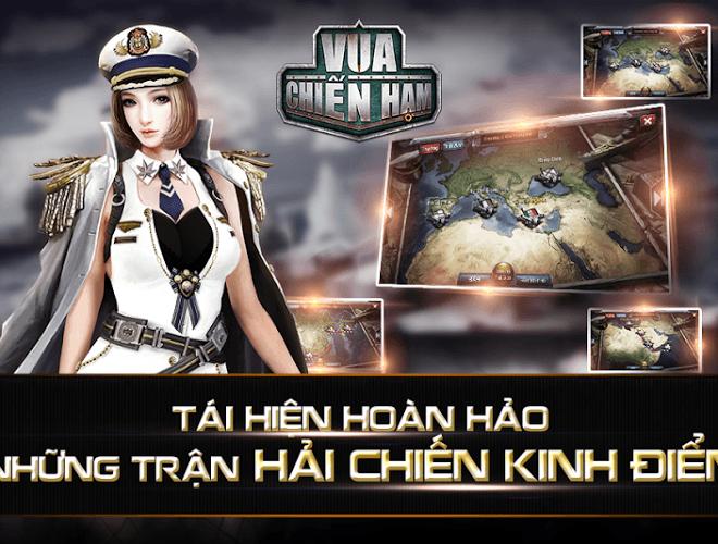 Chơi Vua Chien ham on PC 4