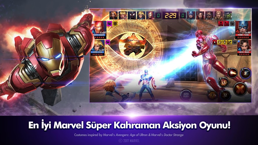 MARVEL Future Fight  İndirin ve PC'de Oynayın 4