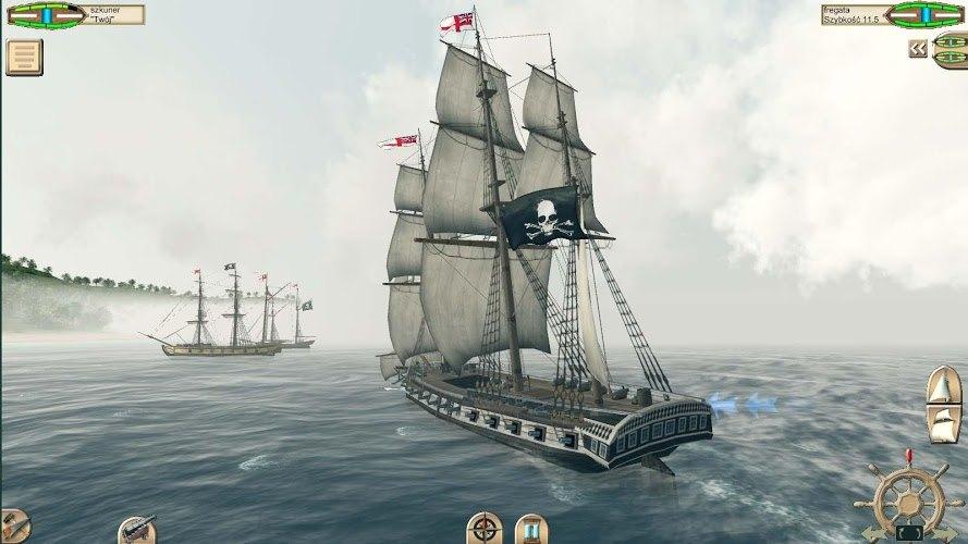Играй The Pirate: Caribbean Hunt На ПК 2
