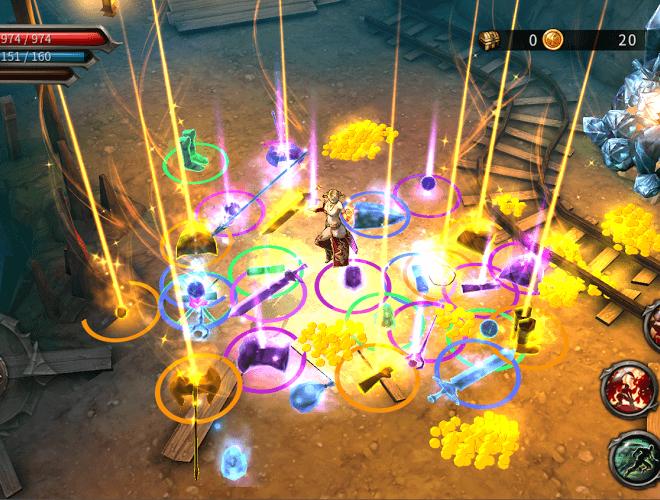 暢玩 Heroes of the Dungeon PC版 7