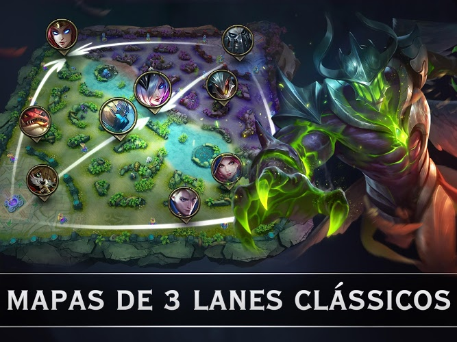Jogue Mobile Legends: Bang bang para PC 10