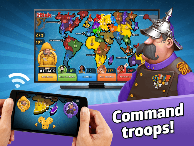 Play RISK: Global Domination on PC 9