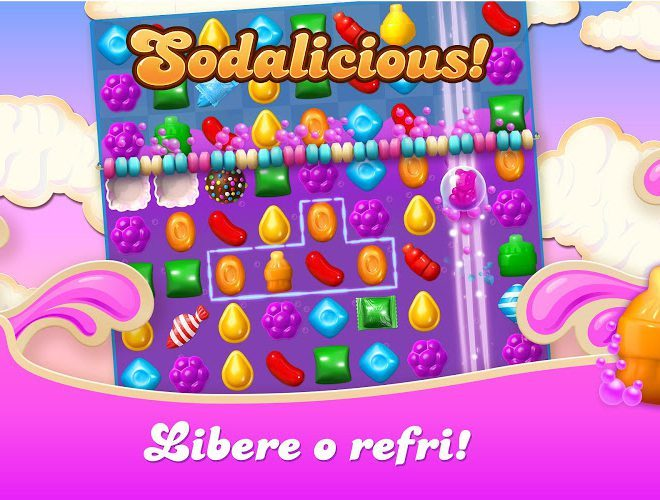 Jogue Candy Crush Soda Saga on PC 15