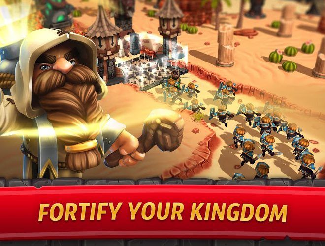 Play Royal Revolt 2: Tower Defense on PC 3
