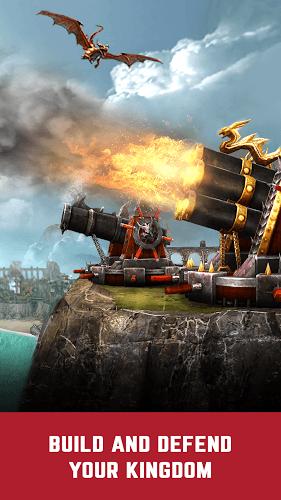 Play War Dragons on PC 5