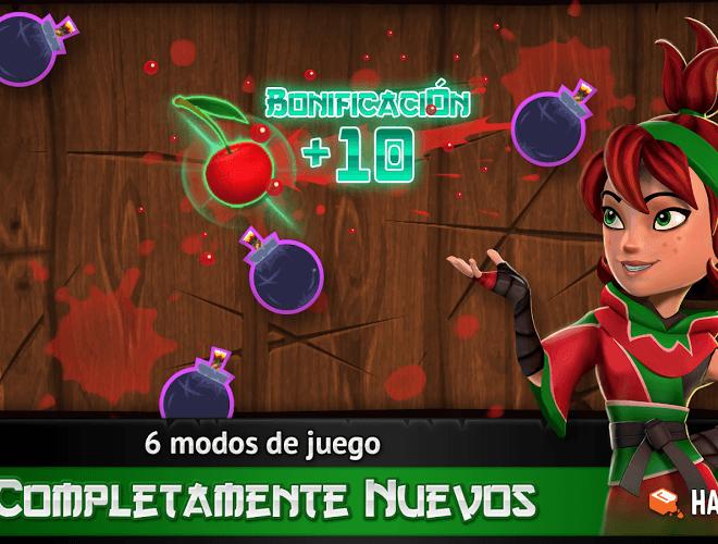 Juega Fruit Ninja Free on PC 6