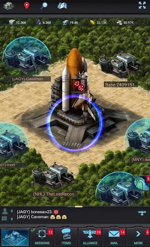 เล่น Mobile Strike Epic War on PC 8