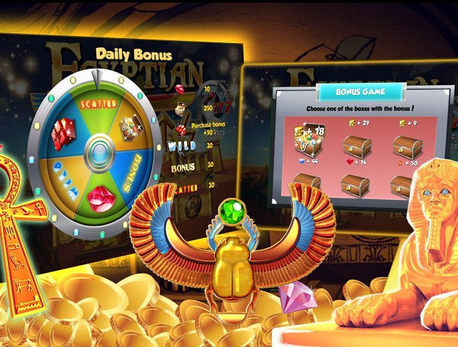 Play Egyptian Slots on pc 8