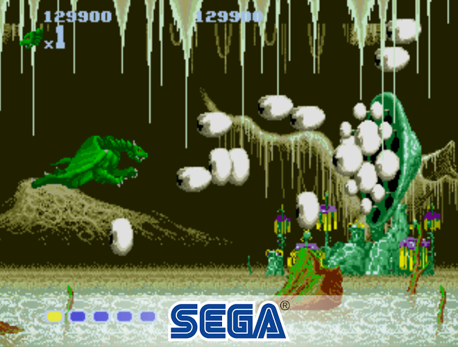 Play Altered Beast on PC 5