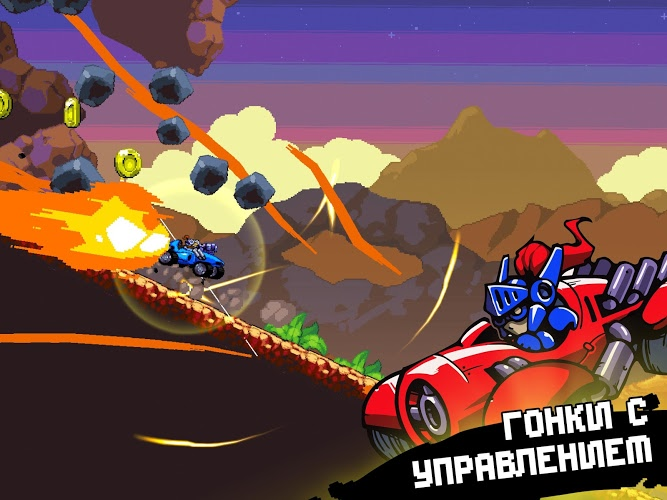 Играй Road Warriors На ПК 10