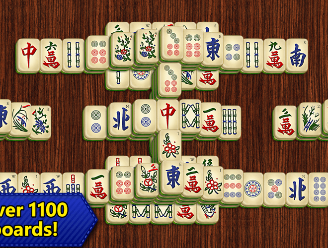 Play Mahjong Solitaire Epic on PC 2