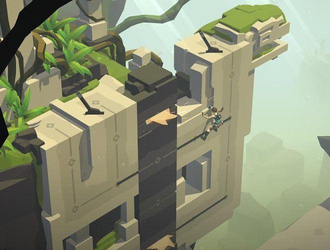 Играй Lara Croft GO На ПК 12