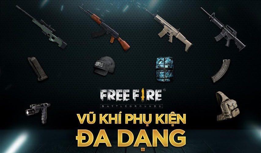 Chơi Free Fire – Battlegrounds on PC 13